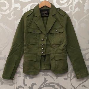 Green Utility Jacket R